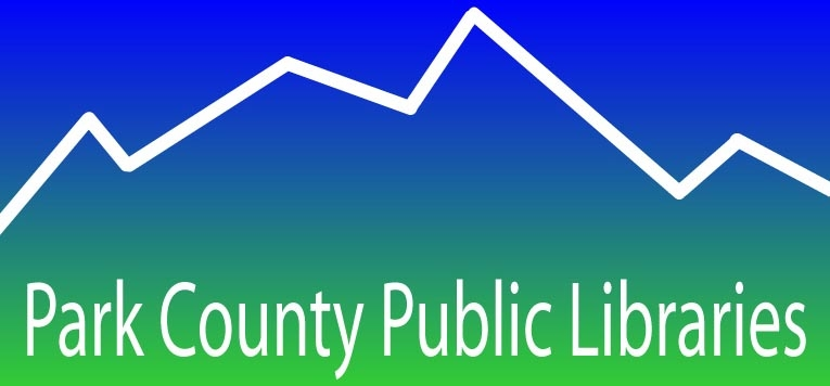 park county library logo