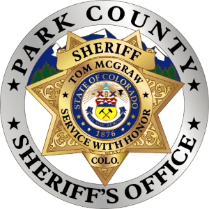 Park County Sheriff Colorado Badge (Tom McGraw)