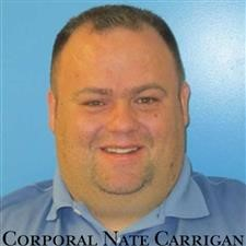 Cpl. Nate Carrigan, killed 2/24/16